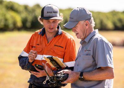 drone technicians